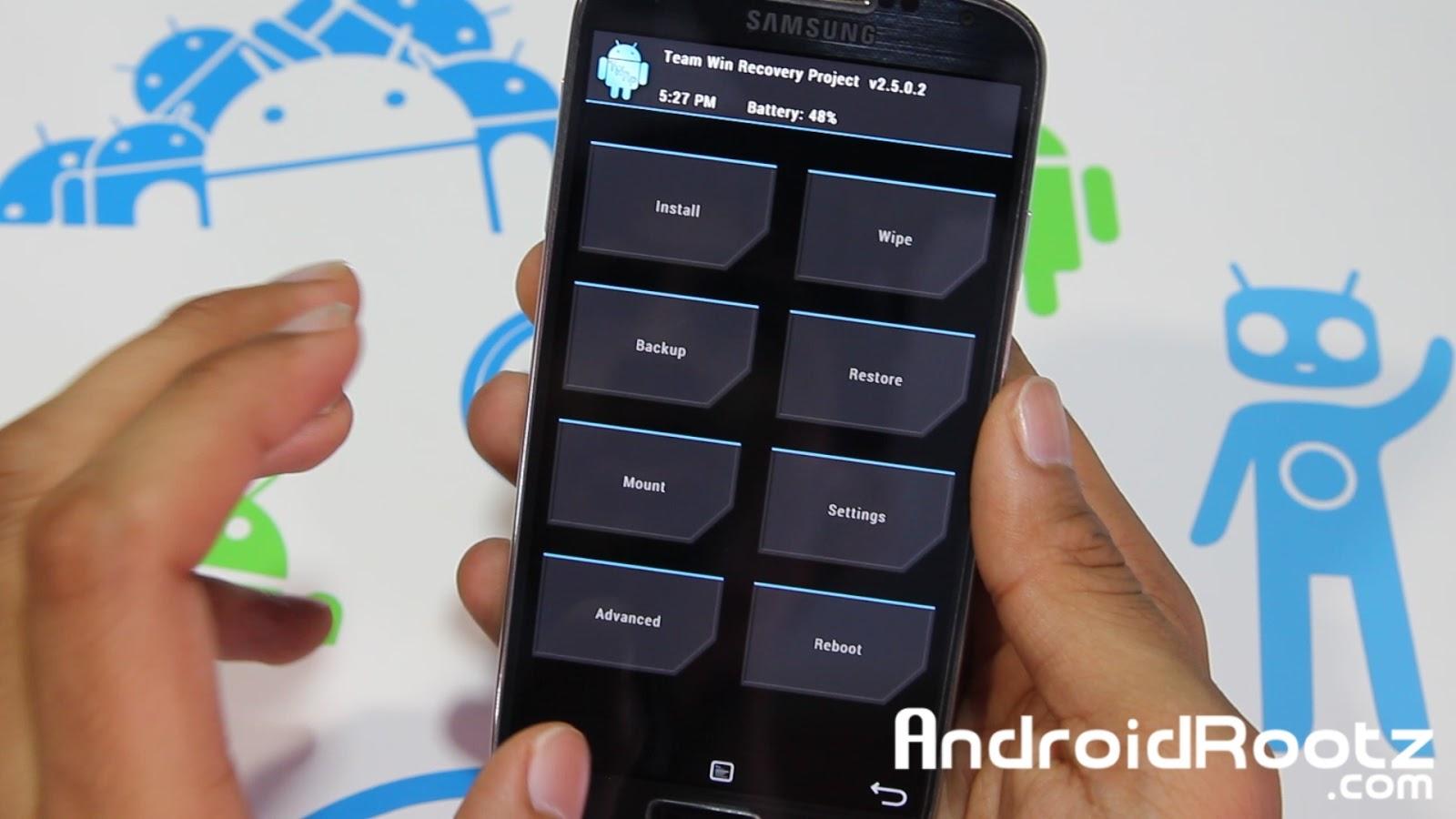 Как сделать reboot на Android - Мобильные операционные системы 86