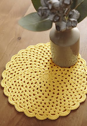 How to Crochet Placemats - For Dummies