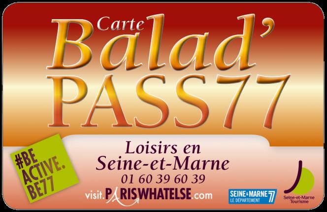 Partenaire Balad'PASS77