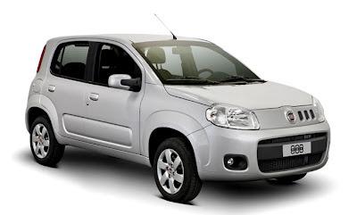 Novo Fiat Uno economy 2013