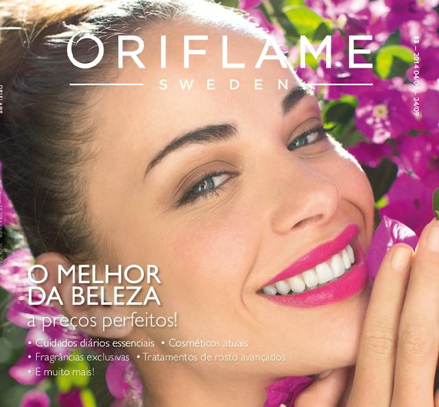Catálogo 13 de 2014 da Oriflame