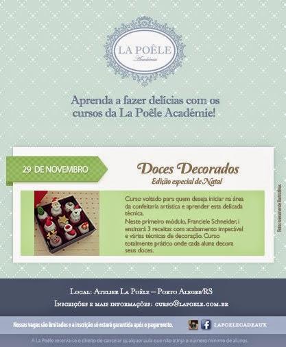 Doces Decorados I - Edição Especial de Natal - 29/11