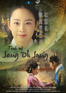 Xem phim Tình Sử Jang Ok Jung 2013