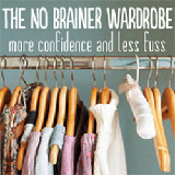 The No Brainer Wardrobe