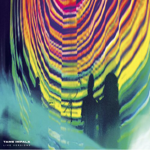 Cover art for Tame Impala's Live Versions album, released May 2014.