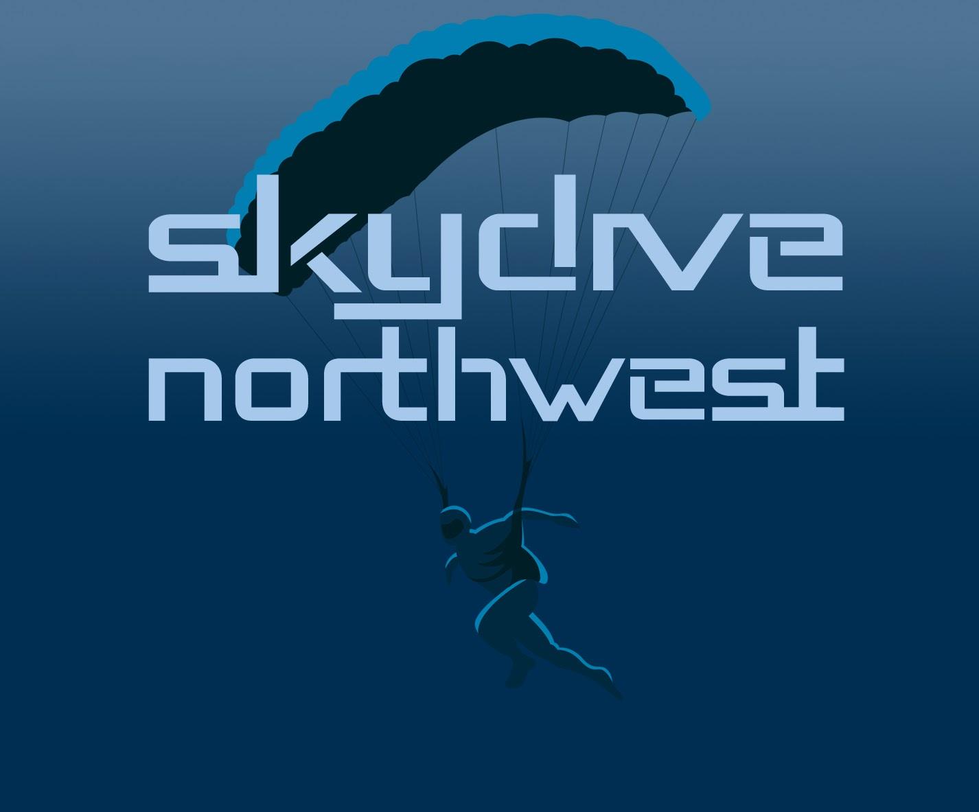 Karl's Work: Skydive Northwest Logo Test