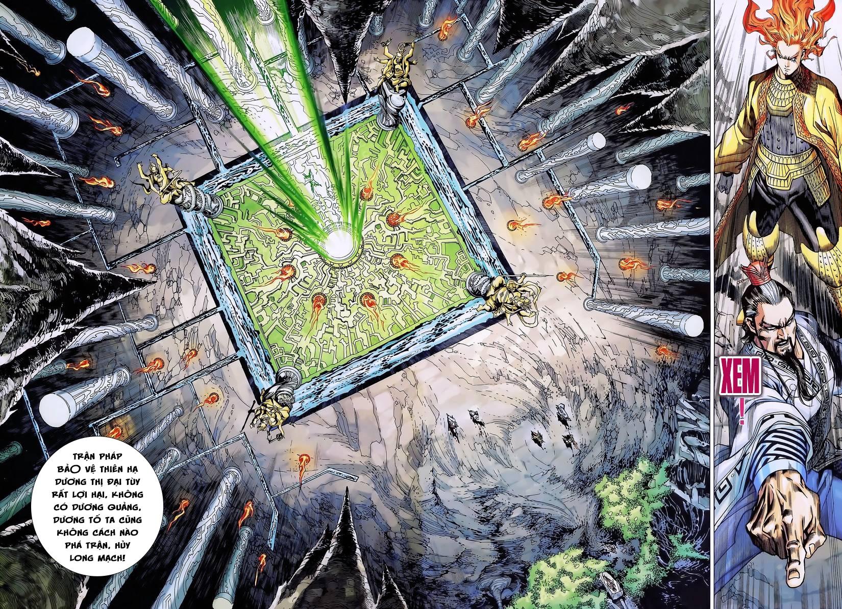 Thần binh huyền kỳ 3 - 3.5 tập 172 - 9