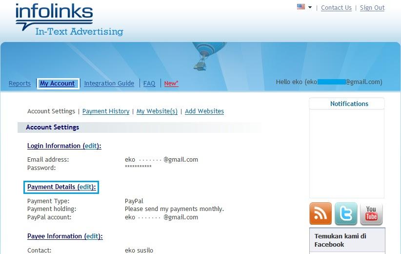 Cara Mendaftar Kartu Kredit Payoneer Infolinks 1