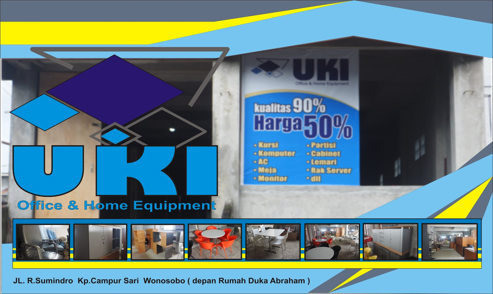 UKI Office and Home Equipment Wonosobo