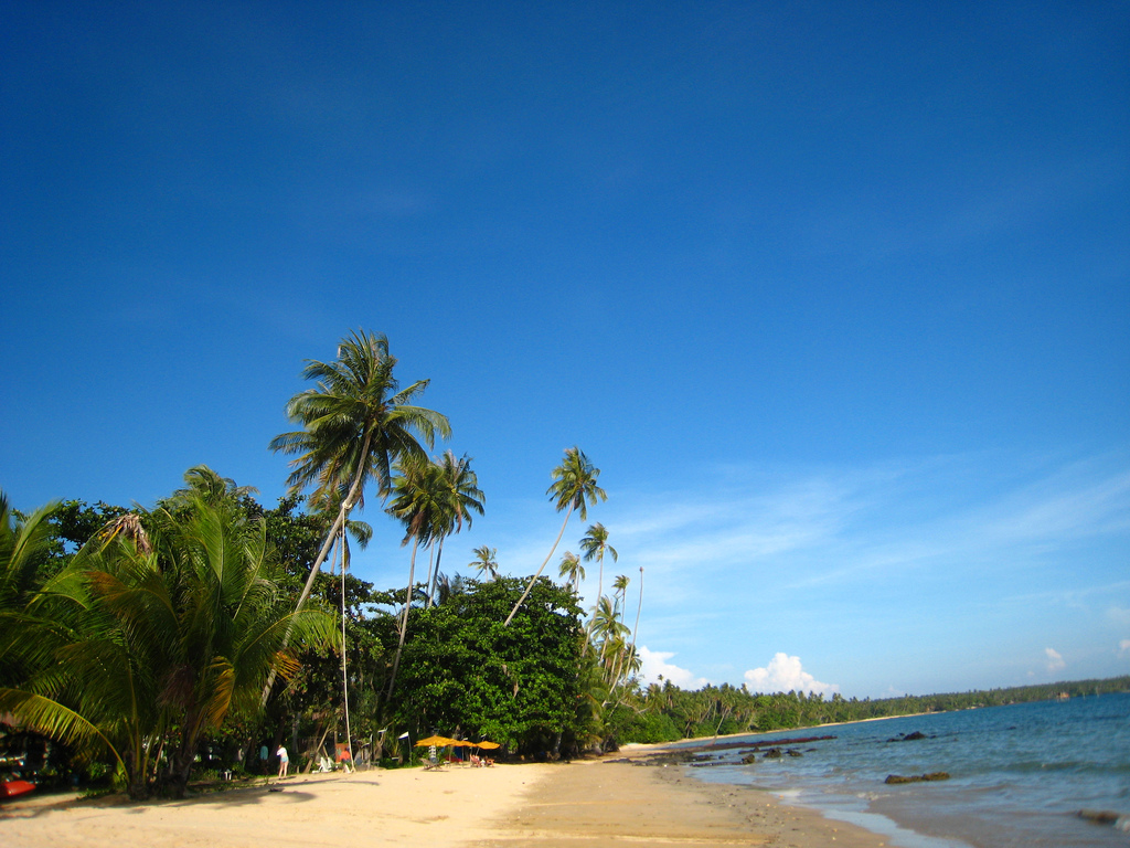 Goworld holidays beautiful beaches of thailand