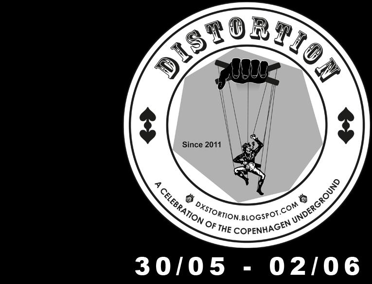DISTORTION 2012