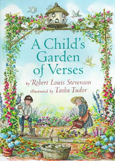 Rise Above Your Limits: Tasha Tudor's Garden