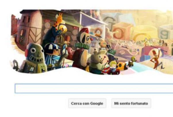 auguri natale google