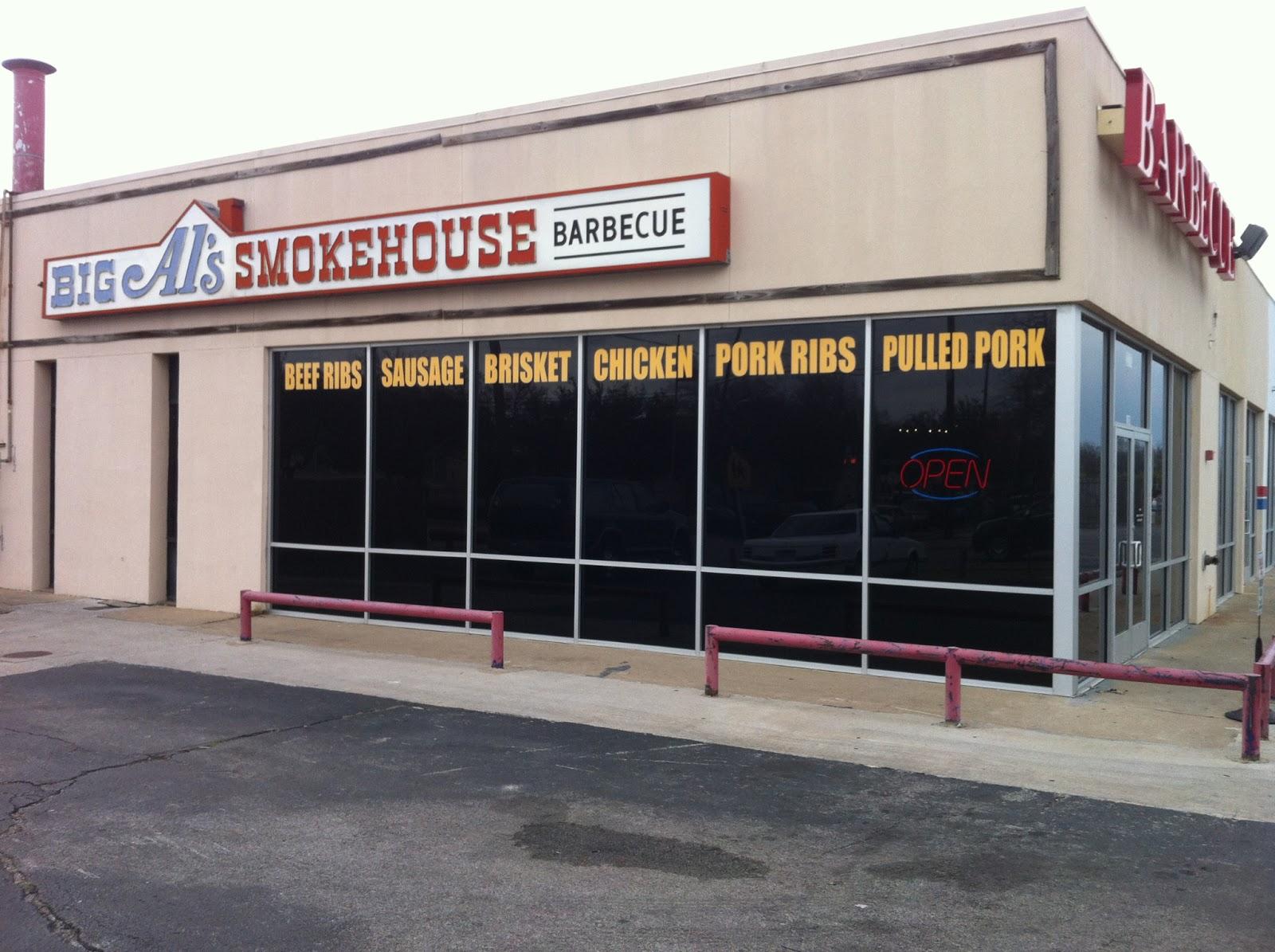 Big Al Smokehouse Barbecue BBQ Barbeque Bar-B-Que Dallas