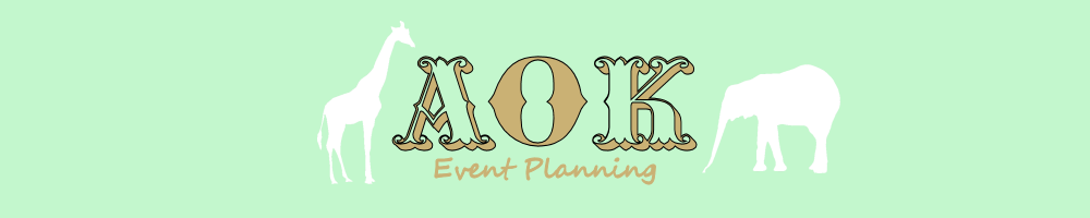 AoK Event Planning