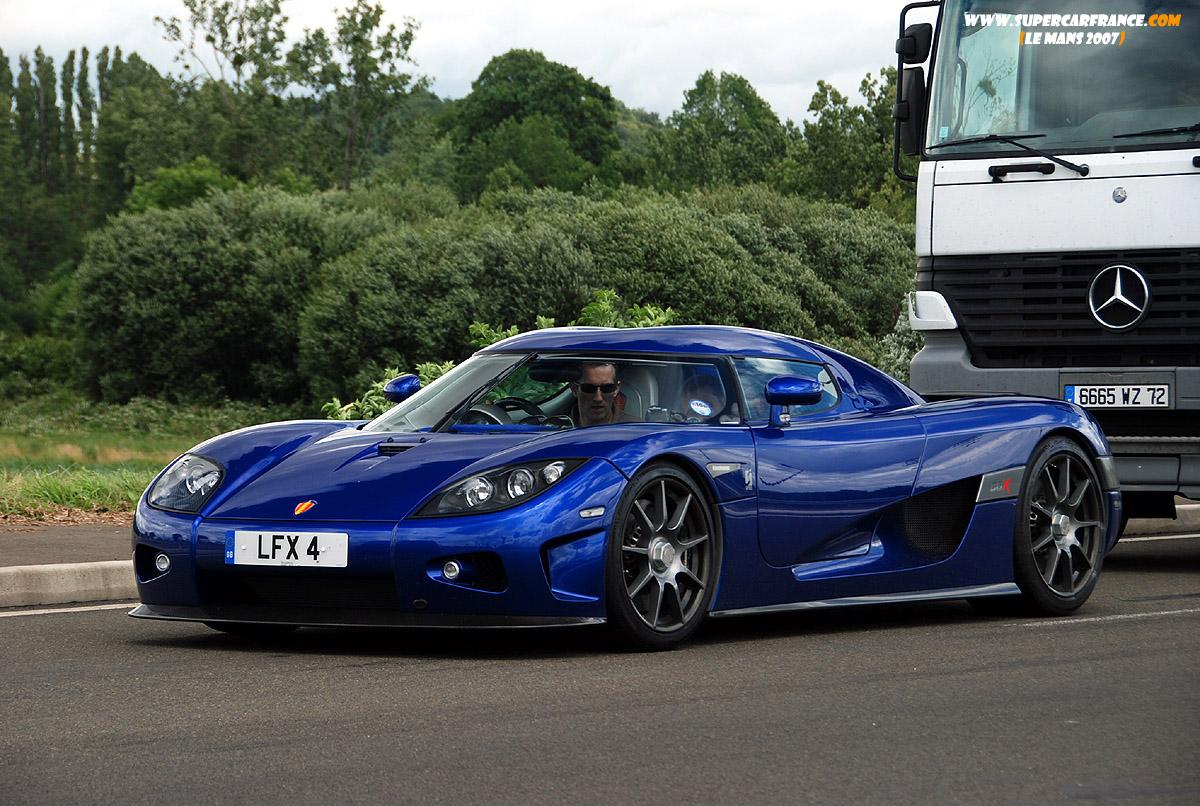 Koenigsegg Ccxr Trevita >> KOENIGSEGG CCX   Car Universe