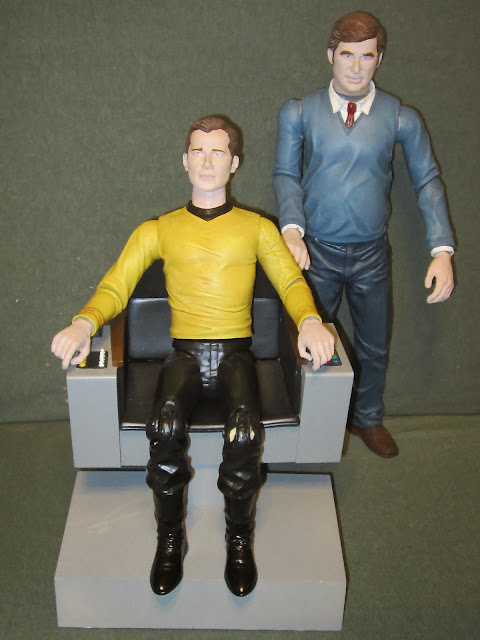 Star Trek Playmates Unreleased Prototype