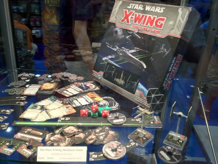 Game Review  Star Wars X-Wing Miniatures GameX Wing Miniatures Game