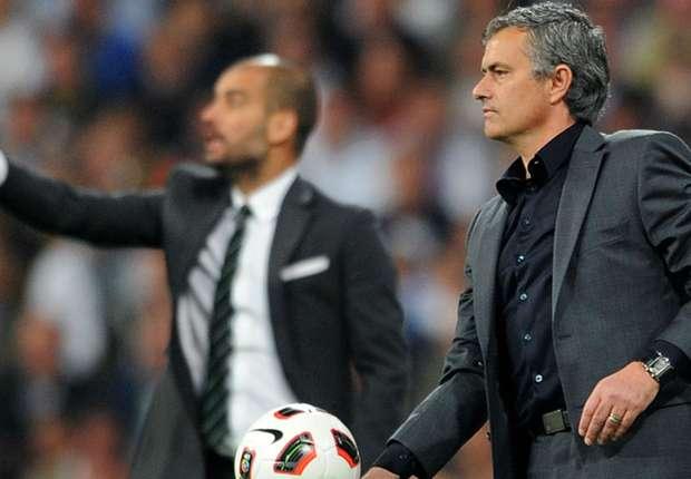 Pep Guardiola & Jose Mourinho, Hasil Polling Paling Layak Tukangi MU