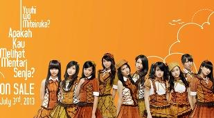 JKT48 - Apakah Kau Melihat Mentari Senja