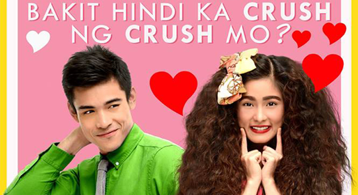 Watch Bakit Hindi Ka Crush Ng Crush Mo? Full Tagalog Movie
