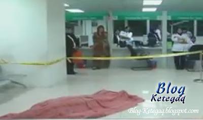 Wanita meninggal dunia selepas buat pasport untuk bayi