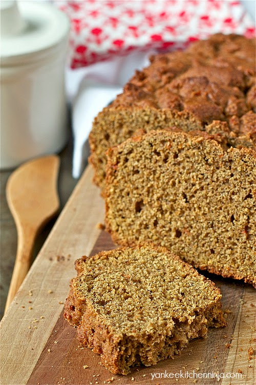 healthy sweet carrot bread recipe