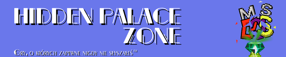 Hidden Palace Zone