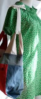 Kristin Grocery Bag--New Handle!