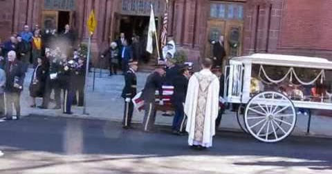 A Shepherd's Post: A Homily Delivered for a Soldier's Funeral