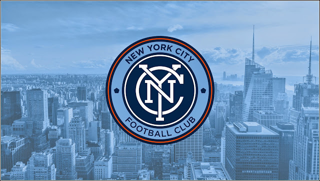 NYCFC - New York City FC Desktop Wallpaper