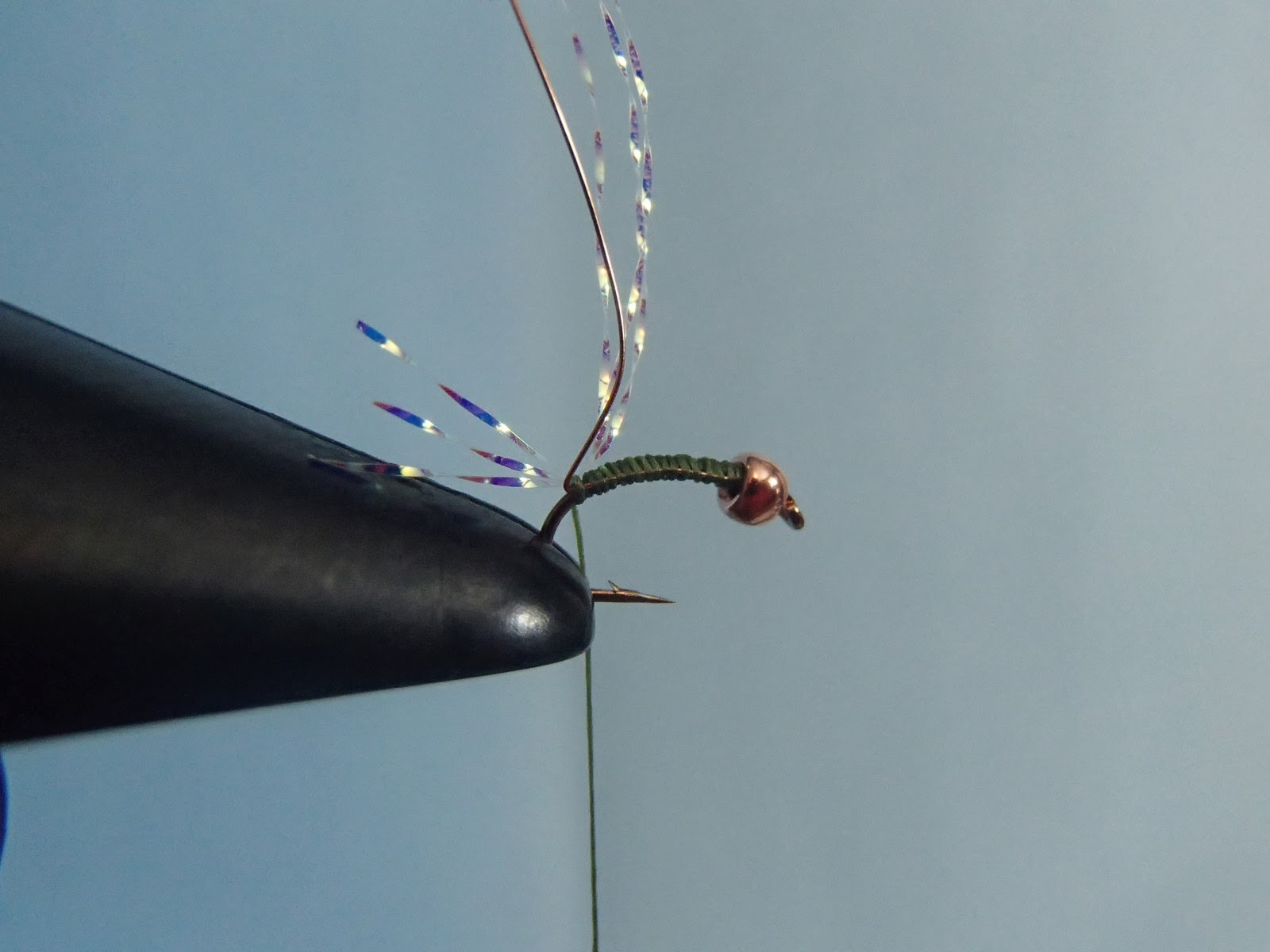 All things fly fishing featured fly dp midge for Midge fly fishing