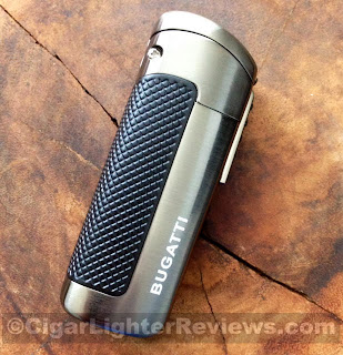 Bugatti CEO Triple Torch Lighter
