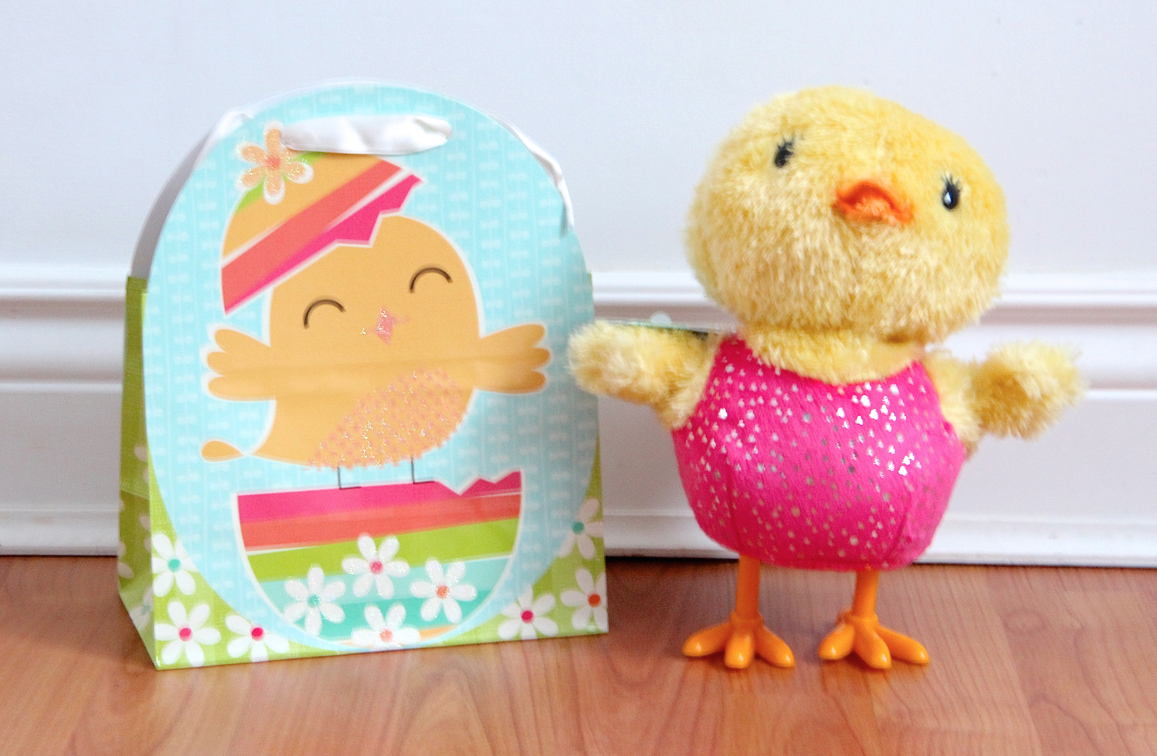 Hallmark Easter Must-Haves - Chicks Just Wanna Have Fun