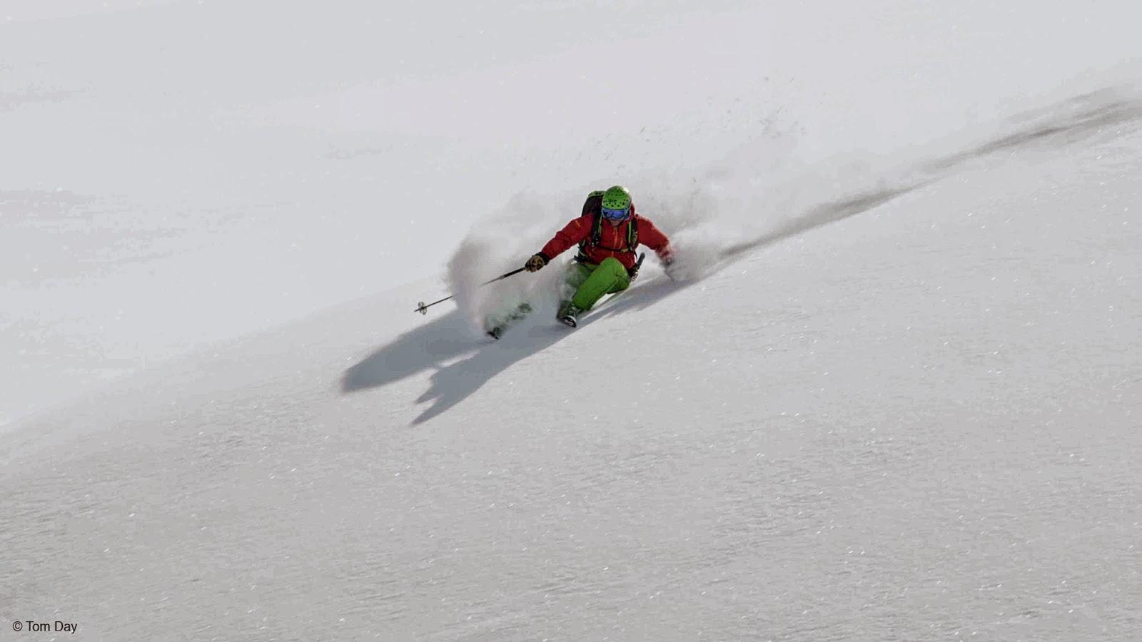 Save the date for Warren Miller Ski Movie: No Turning Back