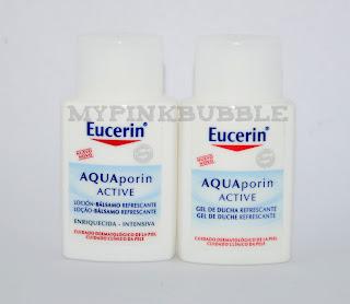 Eurecin: Aquaporin Active Pac