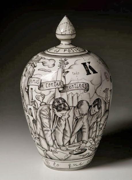 Blog marphil curso pintura y dibujo bajo cubierta for Curso de ceramica madrid