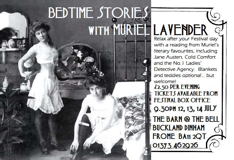 ... Thursday I stayed up far too late reading Bedtime Stories. For Adults.