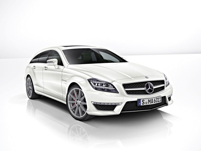 2014 Mercedes-Benz E63 AMG and CLS 63 AMG 4Matic