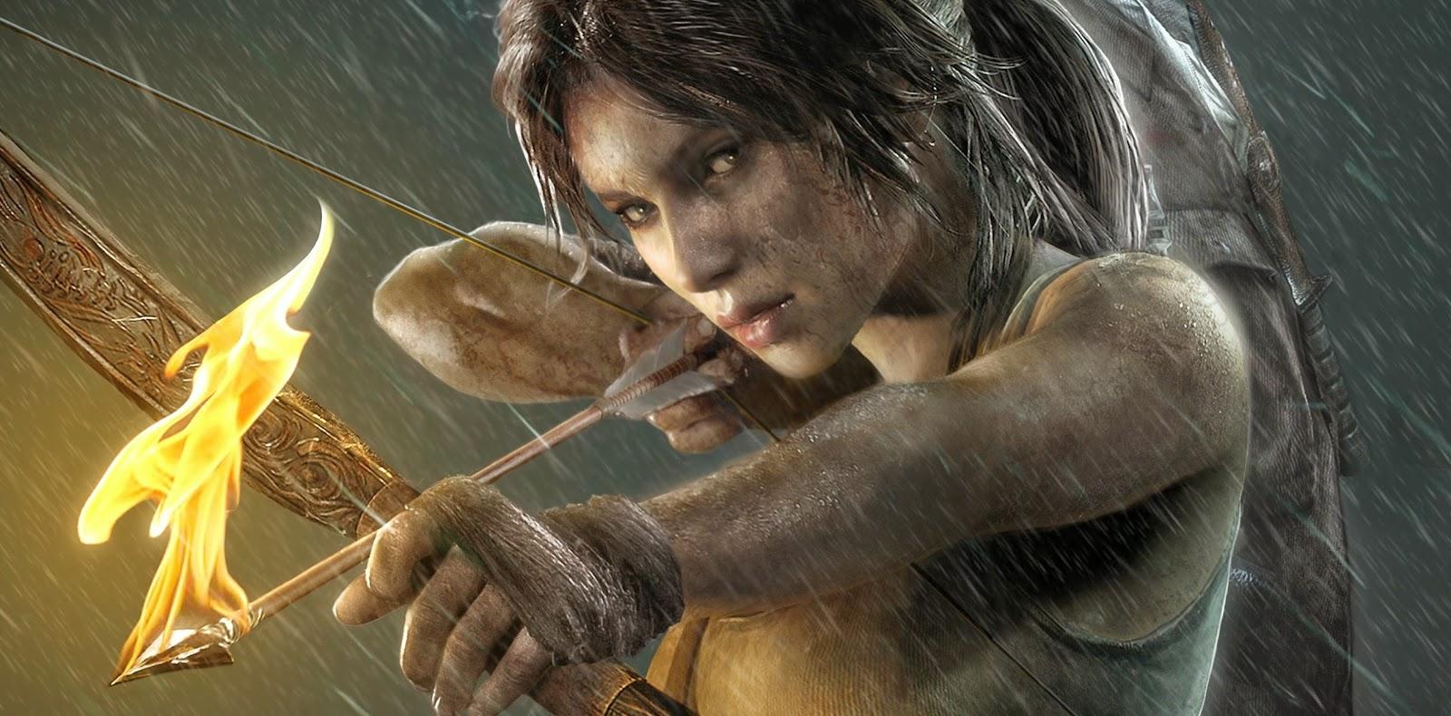 Warner Bros & MGM contrata roteirista de As Tartarugas Ninja para escrever reinicio de Tomb Raider