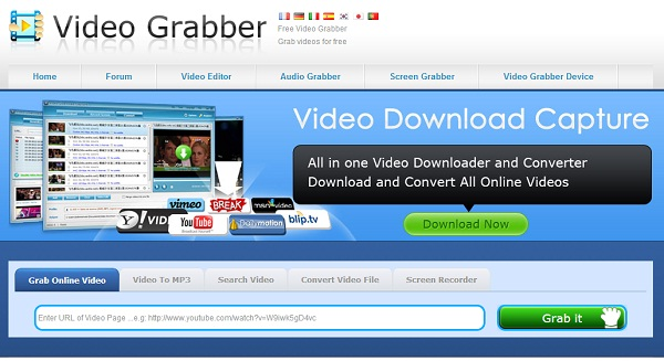 Video Grabber - Techsemo