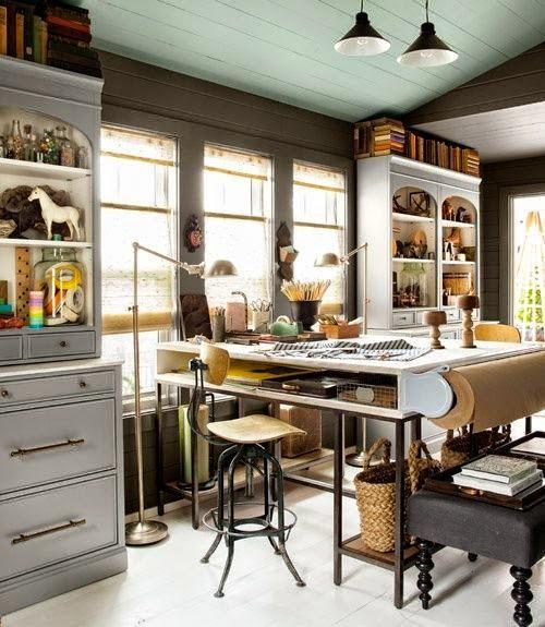 Home studio/lulu klein