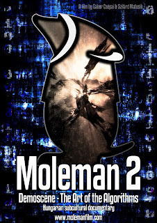 Ver online: Moleman 2 – Demoscene: The Art of the Algorithms (Vakondok 2 – Demoscene) 2011
