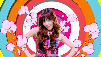girls generation tiffany beep beep