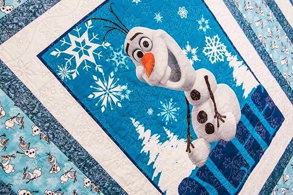 Fat Quarter Shop S Jolly Jabber Happy Snowman By It S Sew