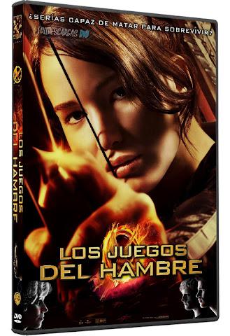Descargar Los Juegos del Hambre DVDR Full NTSC Audio Español Latino 2012