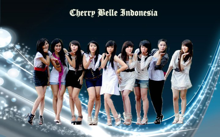 Foto Terbaru Cherry Belle Indonesia