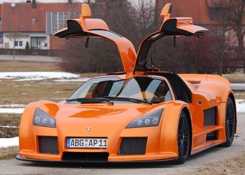 Gumpert Apollo especificaciones Técnicas