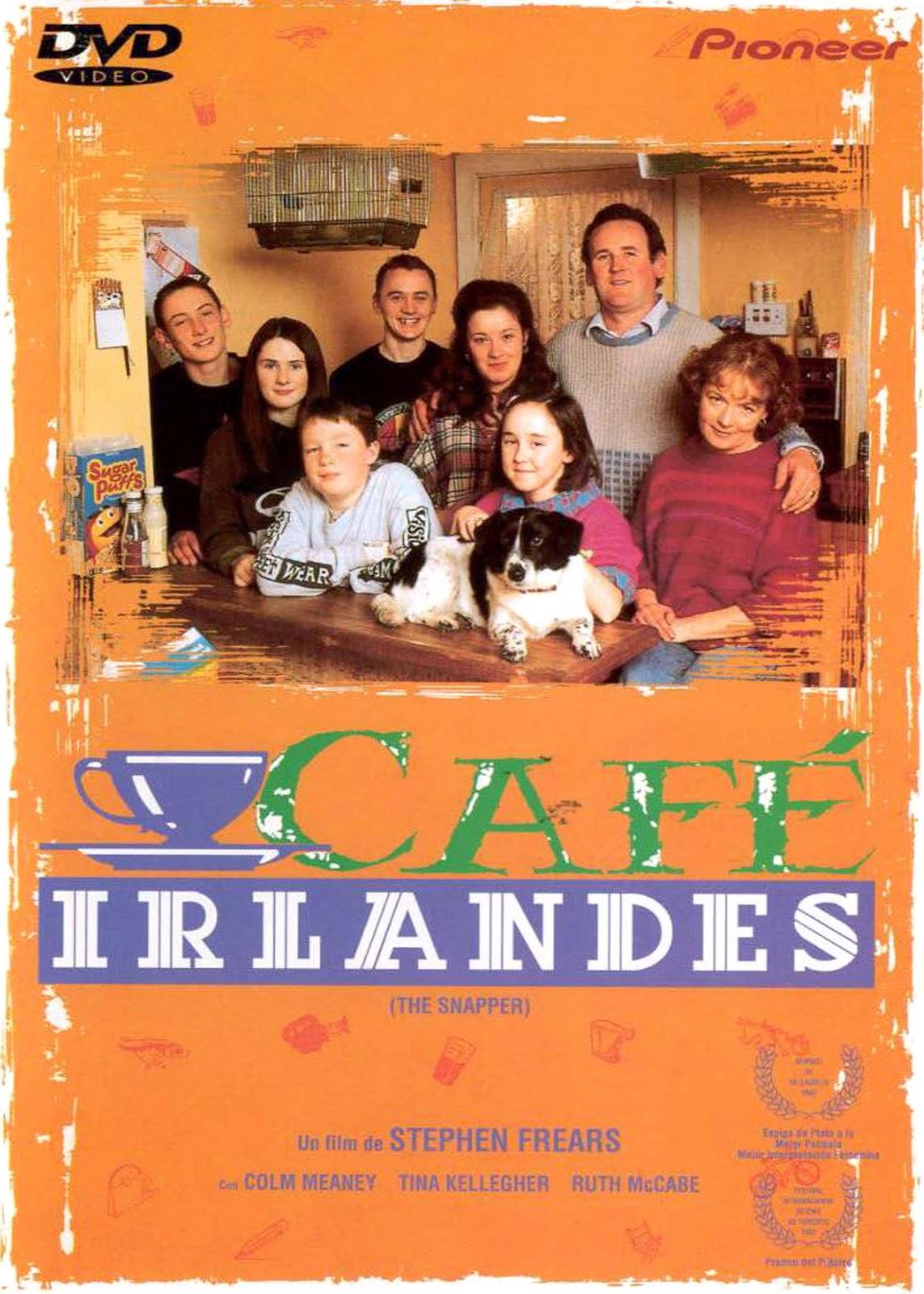 Café irlandés (1993) Comedia