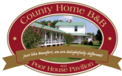 COUNTY HOME  B&amp;B